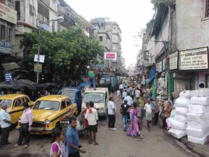 Kolkata Bara Bazar Wholesale Market