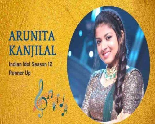 Arunita Kanjilal Indian Idol