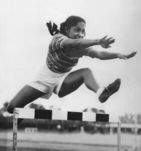 Nilima Ghose First Female Indian Olympian