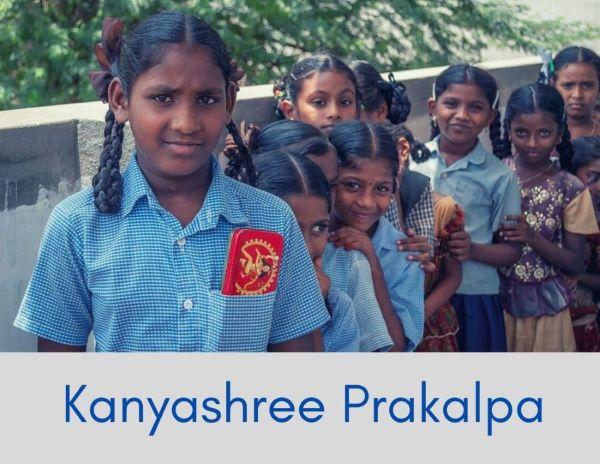 kanyashree Prakalpa scheme