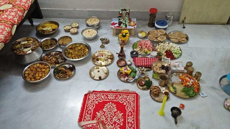 Kojagori Lokkhi Puja